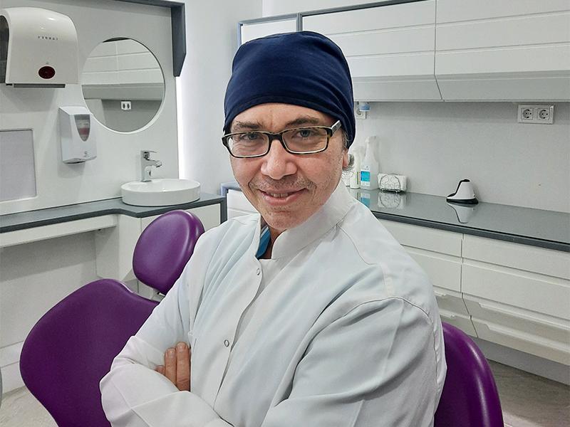 Dr. Dt. Toygar ERTÜRK